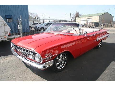 Video of '60 Impala - KUE0
