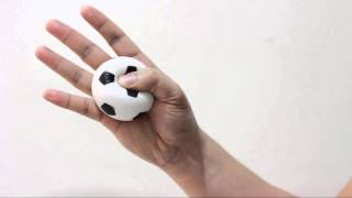 Carpal Tunnel Exercises Using Stress Ball