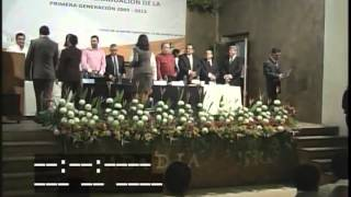 Ceremonia de Graduación de la Primer Generación de la Universidad Politécnica del Estado de Guerrero