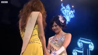 S Korea's Mini wins transgender beauty contest