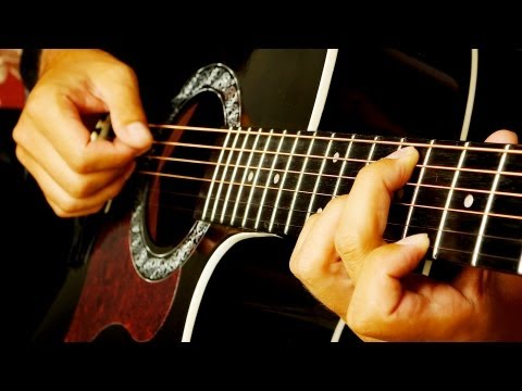 How to Fingerpick Guitar Chords | Fingerstyle Guitar