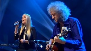 Brian May and Kerry Ellis - 'Life Is Real' | The Late Late Show