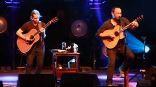 Lover Lay Down - Dave Matthews & Tim Reynolds - 2017-04-06 - [Taper Audio/Vid-Remix] - Padua Italy
