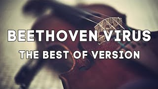 Beethoven Virus - The Best Versions   Violin Rock Orchestral Flute Piano Nightcore   EpicMusicVN