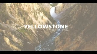 Yellowstone: A Political Park