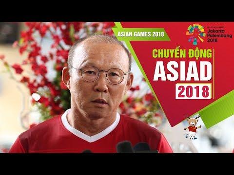 Ông Park tự tin trong buổi tập chiều 15.08 trước cuộc đọ sức với Olympic Nepal