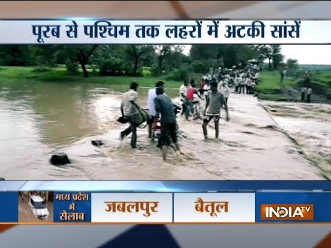 Monsoon 2018: Rain brings chaos and misery in parts of North-India