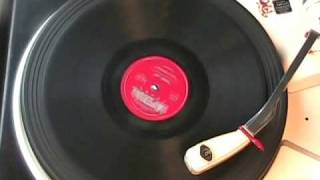 POOR ME by Fats Domino 1955 78 rpm record