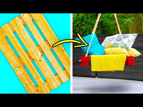 33 Ways to Make Your Own Furniture at Home