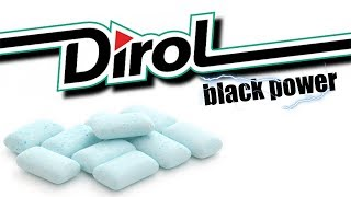 #DirolBlogger DIROL BLACK POWER | Новый вкус :3
