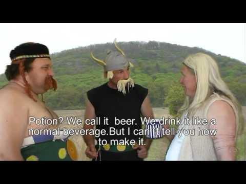 Asterix a Obelix v Bohémii