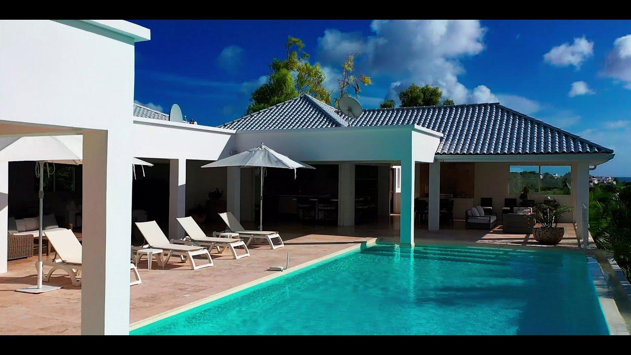 Bamboo Luxury Villa in St. Martin