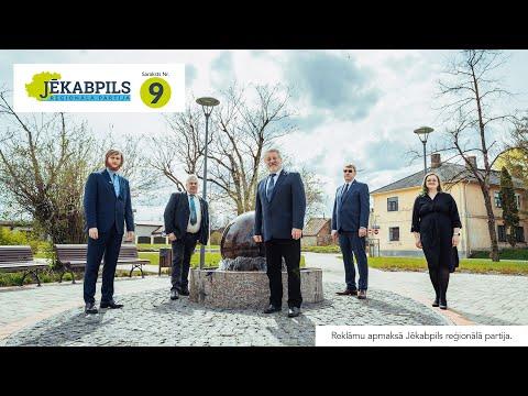 Jaunā Jēkabpils novada nākotne - 1. raidījums