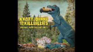 """Angry Johnny & The Killbillies """"Drink Till I Puke"""""""