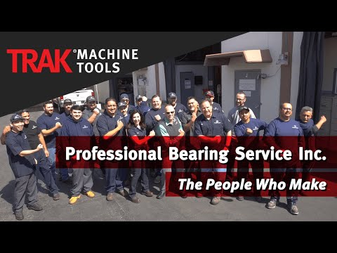 Professional Bearing Service Inc. | The People Who Make | Episode 5