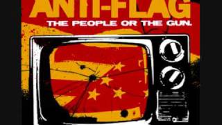Anti Flag-The Economy is Suffering... Let it Die- The People or The Gun