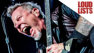 10 Unforgettable <b>James Hetfield</b> Moments