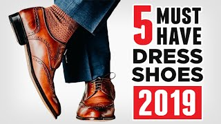 5 Mens Shoe Must Haves 2019 | AMAZING Shoes Every Guy Should Own | RMRS Style Videos