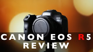 REVIEW OF CANON EOS R5. DOES IT REALLY OVERHEAT?
