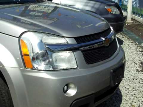 Camioneta 2008 Chevrolet Equinox AutoConnect.com.mx Mp3