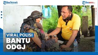Kisah Aipda Purnomo di Lamongan Bantu ODGJ Bertemu Keluarga yang Terpisah 10 Tahun