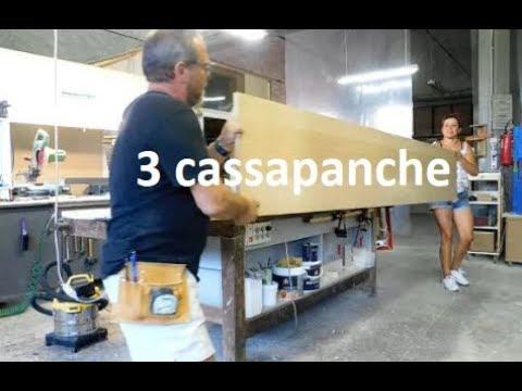 come costruire una cassapanca - NEW PROJECT - MAKER