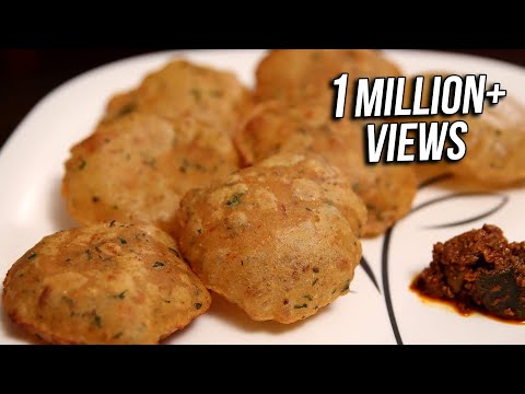 Aloo Puri Recipe | Popular Breakfast/ Snack Recipe | Ruchi's Kitchen