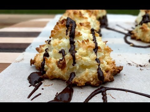 Coconut Macaroons – You Suck at Cooking (episode 76)