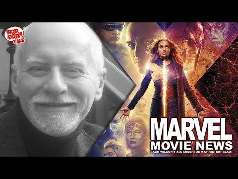 Marvel Movie News: Chris Claremont Discusses Dark Phoenix and Legion