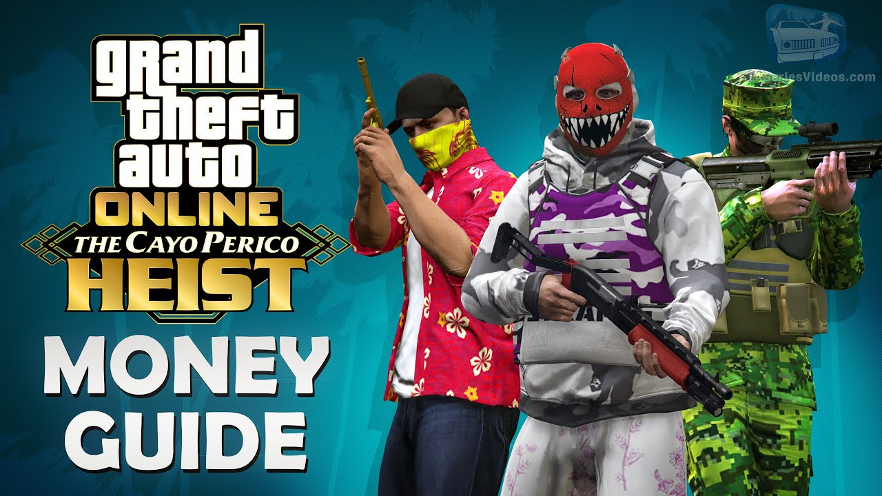 GTA Online Guide – How to Generate income with The Cayo Perico Break-in