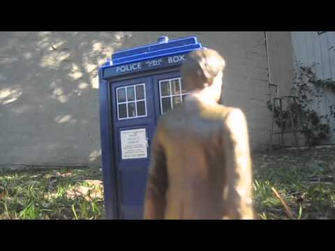 DOCTOR WHO SERIES 1 EPISODE 3 RISE OF A WEEPING ANGEL PART 1