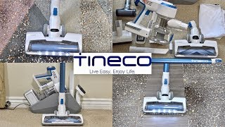 Tineco A10 Hero Cordless Vacuum Cleaner Unboxing & Review