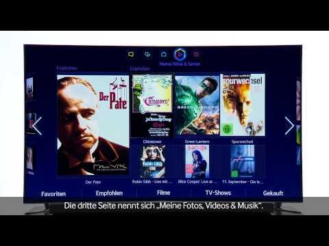 Samsung SMART TV - Smart Hub [Video Tutorial 2013]