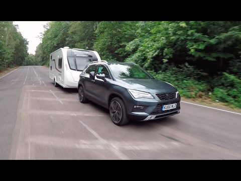 The Practical Caravan Seat Ateca review