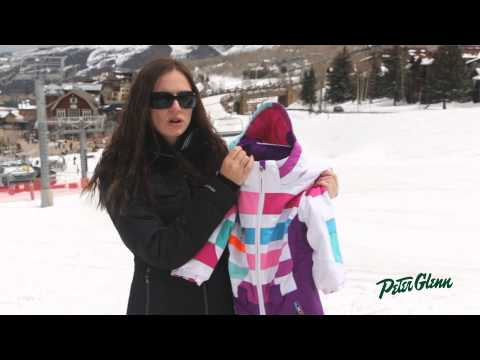 2015 Obermeyer Toddler Girls' Picaboo Ski Suit Review by Peter Glenn