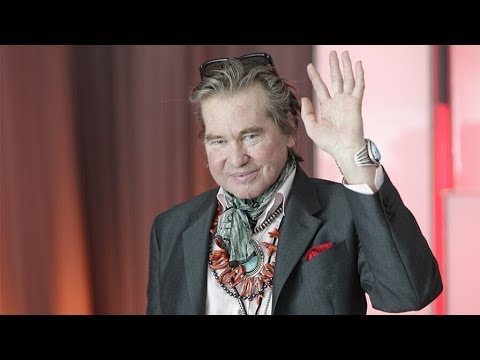 Val Kilmer says he's doing great after tracheotomy: 'I feel a lot better than I sound'  – US News