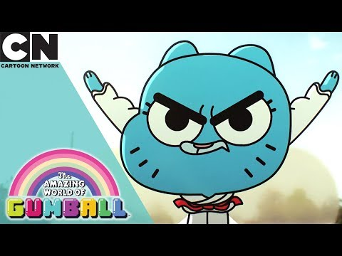 The Amazing World Of Gumball Taking A Different Path Cartoon Network
