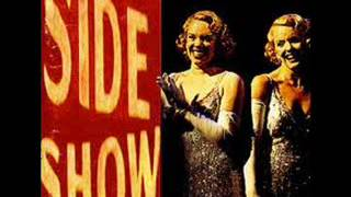 """1. """"Midway - Come Look at the Freaks"""" (""""Side Show"""" Original Cast Recording)"""