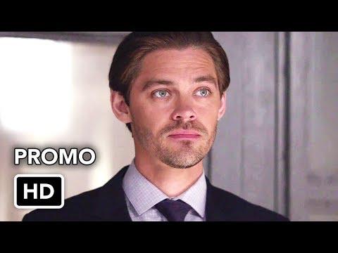 "Prodigal Son (FOX) ""Father & Son Solving Crimes"" Promo HD"