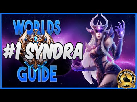 S10 Challenger Syndra Guide - Become a Syndra GOD and learn everything you need!
