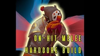 Nim on-hit heal 100% melee build - Nine Parchments [Talent Tree updated on the steam guide]