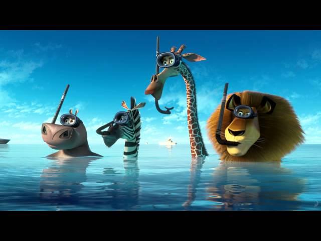 """Snorkeling"" Clip | MADAGASCAR 3"