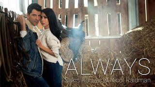 Sakis Rouvas & Nicol Raidman - Always