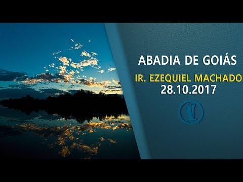 28.10.2017 - Sábado - Ir. Ezequiel Machado - Abadia de Goiás - GO