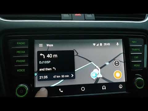 Columbus MIB1 to MIB2 upgrade with SmartLink (Apple CarPlay