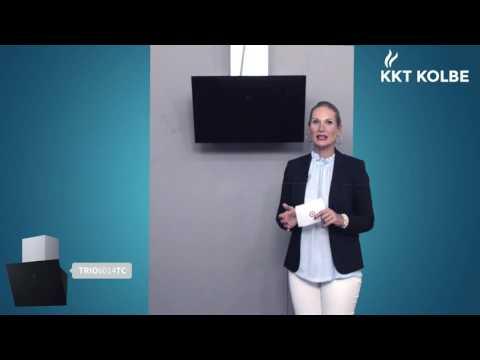 KKT KOLBE Produkt-Check: Dunstabzugshaube TRIO6014 (Design kopffrei)
