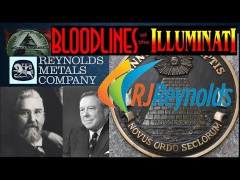Las 13 Familias Iluminati, Los Reynolds