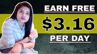 EARN $3.16 PER DAY !! NO INVESTMENT