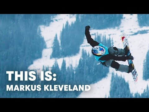 13 yearsofsnowboarding, butonly 17 years old.| This is: Marcus Kleveland E1