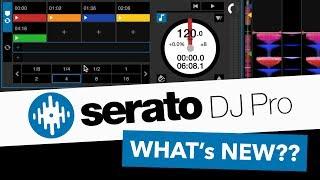 Serato DJ 2.0 Release- The 5 Main Updates!